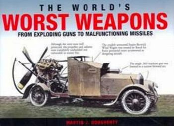 WORLD`S WORST WEAPONS_THE: from exploding guns t