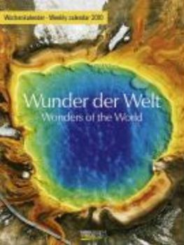 WONDERS OF THE WORLD 2010. /стенен календар: 24