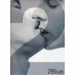 "2 BLUE. PB, ""Blue Books"""