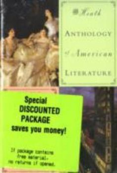 ANTHOLOGY OF AMERICAN LITERATURE_THE. In 3 vol.,