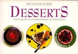 DESSERTS: The Little Guide. PB