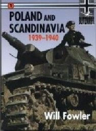 "POLAND AND SCANDINAVIA, 1939-1940. ""Blitzkrieg"""