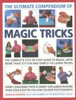 ULTIMATE COMPENDIUM OF MAGIC TRICKS_THE.