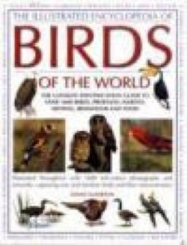 ILLUSTRATED ENCYCLOPEDIA OF BIRDS OF THE WORLD_T
