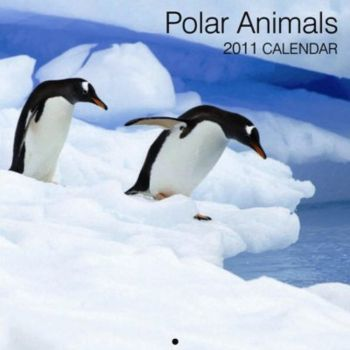 POLAR ANIMALS 2011. /стенен календар/