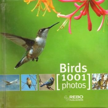 "BIRDS: 1001 Photos. ""REBO"""