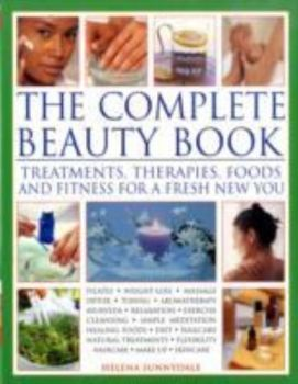 COMPLETE BEAUTY BOOK_THE. (Helena Sunnydale)