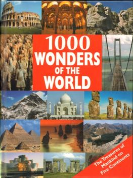 1000 WONDERS OF THE WORLD.