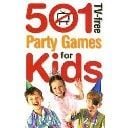 """501 PARTY GAMES FOR KIDS. """"HB"""", /PB/"""