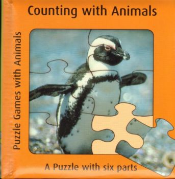 COUNTING WITH ANIMALS: Puzzle Games with Animals