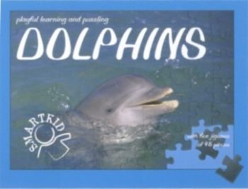DOLPHINS: Learning with Puzzles. Five puzzles wi