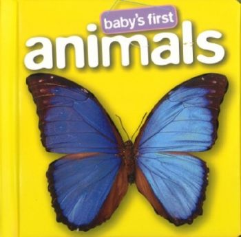 """BABY`S FIRST ANIMALS. HB, """"Hinkler Books"""""""