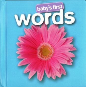 """BABY`S FIRST WORDS. HB, """"Hinkler Books"""""""