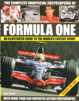 COMPLETE UNOFFICIAL ENCYCLOPEDIA OF FORMULA ONE_