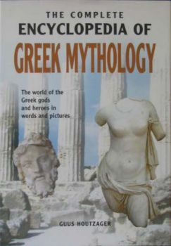 REBO: COMPLETE ENC. OF GREEK MYTHOLOGY
