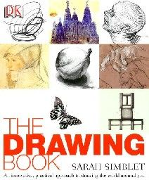 "DRAWING BOOK_THE. HB, ""DK"""