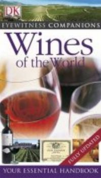 """WINES OF THE WORLD. """"DK"""""""