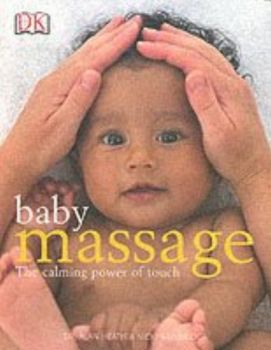 BABY MASSAGE. (Alan Heath & Nicki Bainbridge)
