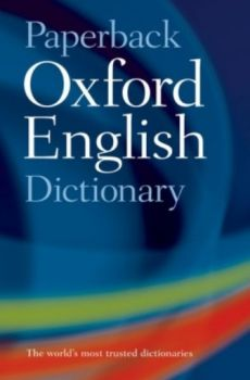 PAPERBACK OXFORD ENGLISH DICTIONARY. 6th ed.
