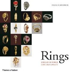 "RINGS. Jewelry of power, love and loyalty. ""TH&H"