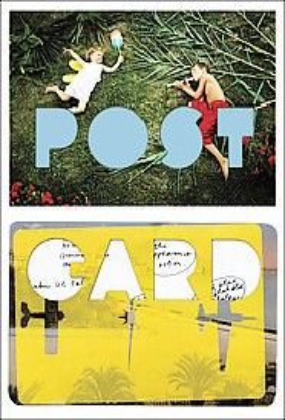 "POST CARD. ""Chronicle books"""