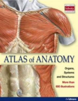 "ATLAS OF ANATOMY. ""Ullmann"""