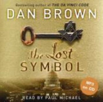CD: LOST SYMBOL. (Dan Brown)