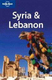 """SYRIA & LEBANON. 3rd ed. """"Lonely Planet"""""""