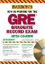 BARRON`S HOW TO PREPARE FOR THE GRE. + CD, 16th