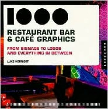 1000 RESTAURANT, BAR AND CAFE GRAPHICS. (Luke He