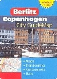 "COPENHAGEN. ""Berlitz City GuideMap"""