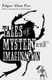 TALES OF MYSTERY AND IMAGINATION: the bloomsbury