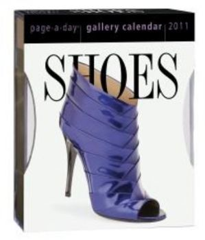 SHOES 2011. (Calendar/Page A Day)