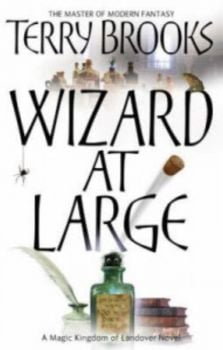 A MAGIC KINGDOM OF LANDOVER NOVEl: Wizard at Lar
