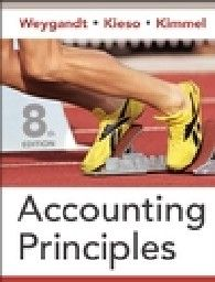 "ACCOUNTING PRINCIPLES, 8 th ed. HB, ""Willey"""