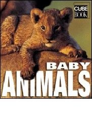 BABY ANIMALS: Mini Cube Book