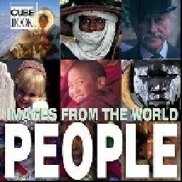 """PEOPLE: Cube Book. """"White Star"""", /HB/"""
