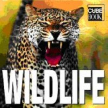 WILDLIFE: Mini Cube Book