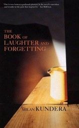 BOOK OF LAUGHTER AND FORGETTING_THE. (Milan Kund
