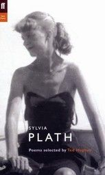"SYLVIA PLATH. Poems selected by Ted Hughes. ""ff"""