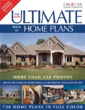 NEW ULTIMATE BOOK OF HOME PLANS_THE.