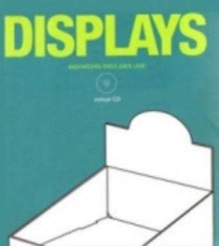 DISPLAYS - Ready to use display packaging. + CD,