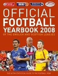 OFFICIAL FOOTBALL YEARBOOK 2008.