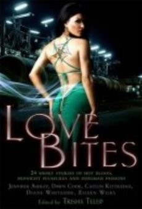 MAMMOTH BOOK OF LOVE BITES_THE. (Trisha Telep)