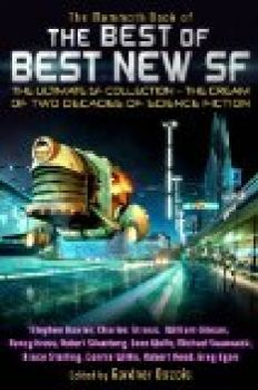MAMMOTH BOOK THE BEST OF BEST NEW SF_THE.