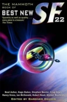 MAMMOTH BOOK OF BEST NEW SCIENCE FICTION_THE. (G