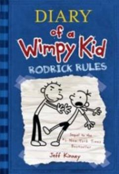 DIARY OF A WIMPY KID: Rodrick Rules, Book 2