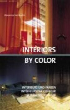 "INTERIORS BY COLOR. ""KOLON"""