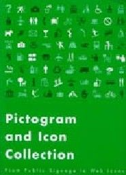 """PICTOGRAM AND ICON COLLECTION. """"PIE Books"""", PB"""