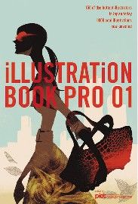 "ILLUSTRATION BOOK PRO. PB, ""PIE Books"""